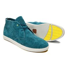 Strayhorn Unlined // Abyss Suede (US: 7)