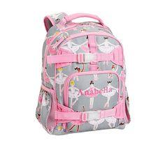 e309311740 Mackenzie Glitter Ballerina Backpacks. Pottery Barn ...