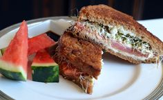 Travel back to the 1960s with 'The Mountain Hippie Grilled Cheese' from www.allyskitchen.com