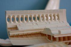 美國宅男5年時間打造完美波音777紙模型