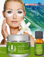 """Тианде - Интенсивный комплекс для кожи вокруг глаз, серия """"Tibetan Herbs"""" (100 масок  + 10 фитоэссенции)"""