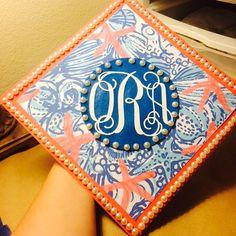 Customizable Graduation Cap Decoration by JMPcrafts1 on Etsy