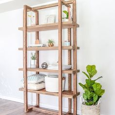 Likes, 94 Comments - Jen Woodhouse Diy Furniture Easy, Diy Furniture Projects, Handmade Furniture, Furniture Makeover, Home Furniture, Diy Projects, Wooden Projects, Build Your Own House, Bookshelves