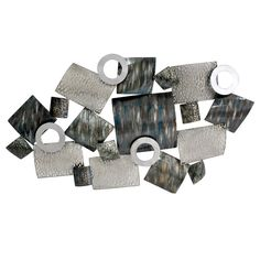 Picture of 40 X Gray Shades Wall Décor
