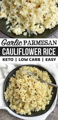 Amazing! The BEST Low Carb Cauliflower Rice Recipe (Quick & Easy To Make)