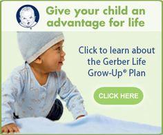You Brew My Tea: Gerber Life Insurance