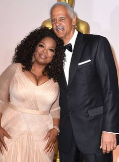 Oprah Winfrey and Stedman Graham - 10 Famous Couples Who Are Worth Millions (and Billions! Famous Celebrity Couples, Hollywood Couples, Famous Couples, Black Celebrities, Famous Celebrities, Celebs, Black Couples, Cute Couples, Power Couples