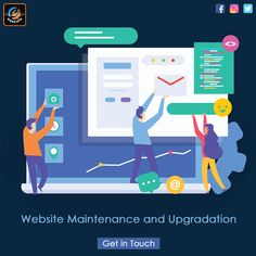 🔧Regular monitoring of your website is a must for keeping your business running smoothly. 😎A proper website maintenance plan Is crucial. At Execula we offer reliable and affordable website maintenance packages. Contact Us Now! ✌️ www.execula.com  #websitemaintenance #websiteupgrade #webdevelopmentservices #itcompany #softwaredevelopmentcompany Internet Marketing Company, Content Marketing, Digital Marketing, Website Maintenance, Best Web, Web Development, Social Media, Running, How To Plan