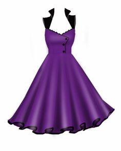 BlueBerryHillFashions: Rockabella Retro Swing Dresses