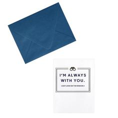 I'm Always With You Card By Paper Bandit Press - 1