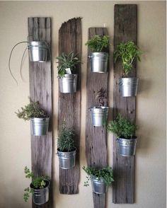 Guerilla gardening pots