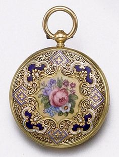 Stunning Pocket Watch Case