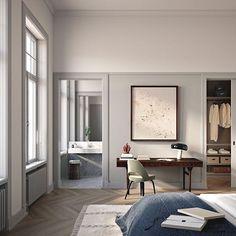 Living room wall treatment  Credit: Snart säljstartar vi Nybrogatan 19! Anmäl ditt intresse på www.nybrogatan19.se #OscarProperties #Nybrogatan19