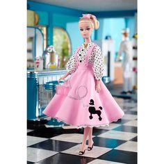 Soda Shop Barbie® Doll