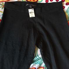 Black leggings Black leggings Victoria's Secret Pants Leggings