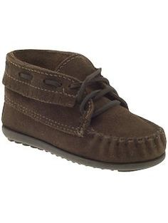 Minnetonka Moccasin Boy's Chukka (Infant/Toddler/Youth) | Piperlime