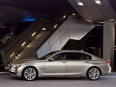 "BMW 7 Series.  My dream car.  It will have a license plate that says ""I Told You So!"""