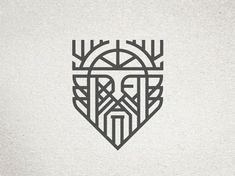 Dribbble - Odin Icon by Ryan Brinkerhoff