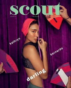 Kathryn for Scout Magazine, June 2019 #kathrynbernardo #danielpadilla #kathniel #scoutmag #scoutmagazine ccto Ford, Daniel Padilla, Free Magazines, Kathryn Bernardo, Covergirl, You Got This, Running, Scout, Instagram Repost