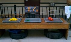 Exploring the Outdoor Classroom: A Few Storage Tips and Tricks  AND SO MUCH MORE