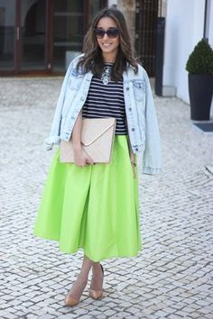 30 Perfect April Outfits : Lucky Magazine