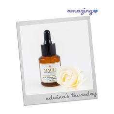 Amazing PR @AmazingPRltd  Get that glow and vitality for your skin with the Supreme Skin Face Serum from Mauli!