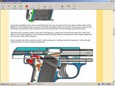 FN 1906 Browning pistol vest pocket - Downloadable at HLebooks.com