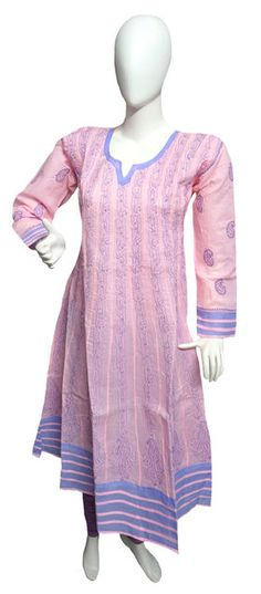 Self Design Lucknowi Chikan Kurti List price: Rs1685   Rs1099 You save: Rs586 (35%)  Specifications GENERAL DETAILS PatternSelf Design Ideal ForWomen OccasionCasual
