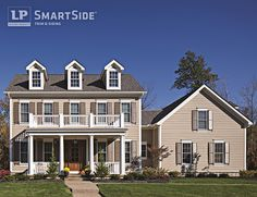 100 Best Lp Smartside Siding Images Exterior Colors