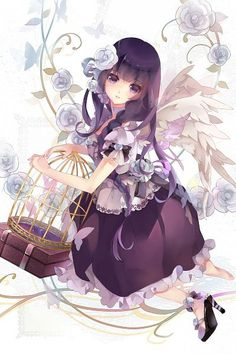 Shirakiin Ririchiyo - Inu x Boku SS - Mobile Wallpaper - Zerochan Anime Image Board Kawaii Anime Girl, Manga Kawaii, Pretty Anime Girl, Beautiful Anime Girl, I Love Anime, Awesome Anime, Anime Girls, Anime Chibi, Manga Anime