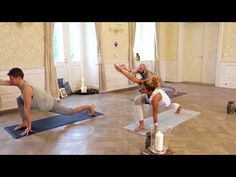 Vierka Ayisi - Inspirit Yoga 4. diel/part 4 - YouTube Basketball Court, Yoga, Sports, Youtube, Hs Sports, Sport, Youtubers, Youtube Movies
