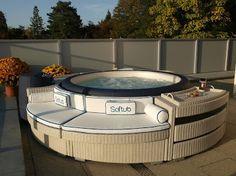Spa Softub Resort