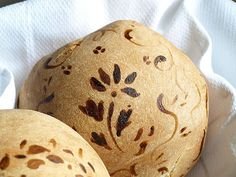La Table De Nana: Painting Bread 101~