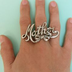 Mother Ring Mother's Day