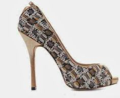 COLLECTION : Jean-Michel Cazabat Spring 2013 Footwear Collection ~ Glowlicious