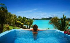 Coco Bay Resort Antigua- Rooms with private plunge pools will make your friends back home jealous!