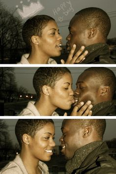 Black love... I want this one day :)