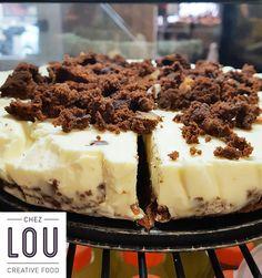 La tuerie du moment chez Lou : le cheesecake brownies ! =D