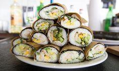 Sushi Burrito – Japan trifft Mexiko olè! | Chefkoch.de