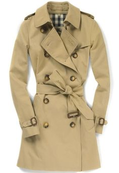 Thomas Burberry, Burberry trench coat (original design in the 1890s)