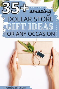 Looking for inexpensive gifts? These dollar store gift ideas are cute, fun, and easy to put together. Give Dollar Tree gifts to everyone!