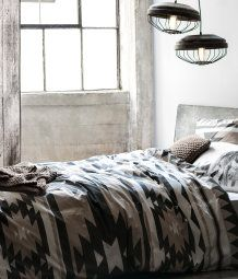 Duvet Cover Set - Aztec Pattern. $25. H&M has some great and affordable home stuff!