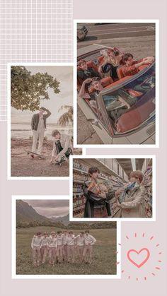 Instagram Frame, Instagram Story, Baekhyun, Exo For Life, We Bare Bears Wallpapers, Exo Lockscreen, Bear Wallpaper, Kpop Exo, Aesthetic Wallpapers