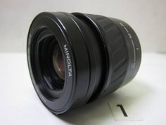 L106CC MINOLTA 35-80mm F4-5.6 φ46 ジャンク_画像1