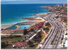 Beach Road, Port Elizabeth, South Africa - with the Mac Arthur Pools South Africa Wildlife, Im Coming Home, Port Elizabeth, Beach Road, Nelson Mandela, Rest Of The World, Countries Of The World, 6 Years, Countryside