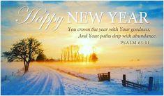 #happynewyear #psalm #faith #bible #snow #sunrise