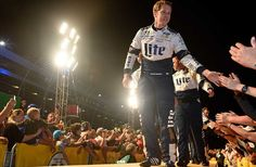 25 years of finishing second: All-Star race runner-ups  By Steve Luvender | Wednesday, May 17, 2017  2016: Brad Keselowski    Last season, Brad Keselowski dominated a portion of the All-Star Race, eventually succumbing to an even faster Team Penske teammate, Joey Logano.  Photo Credit: Getty Images  Photo: 2 / 26