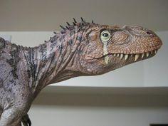 クレタセウス Torvosaurus Tanneri (portugal ) model