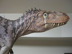 クレタセウス  Torvosaurus Tanneri (portugal ) model