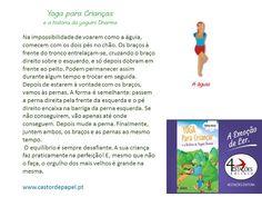 O Castor de Papel: Yoga Para Crianças em www.castordepapel.pt
